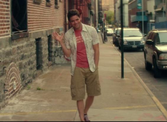 Jeremy Jordan as Jamie